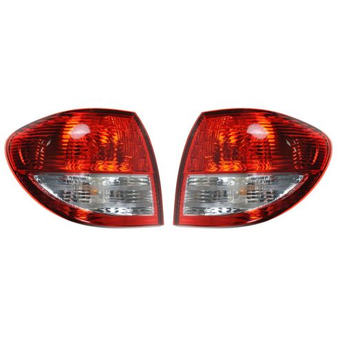 02-04 Infiniti I35 Outer Taillight PAIR