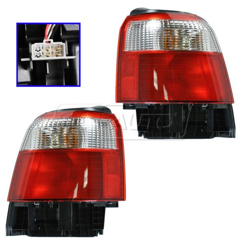 2001 Subaru Forester Outer Taillight PAIR