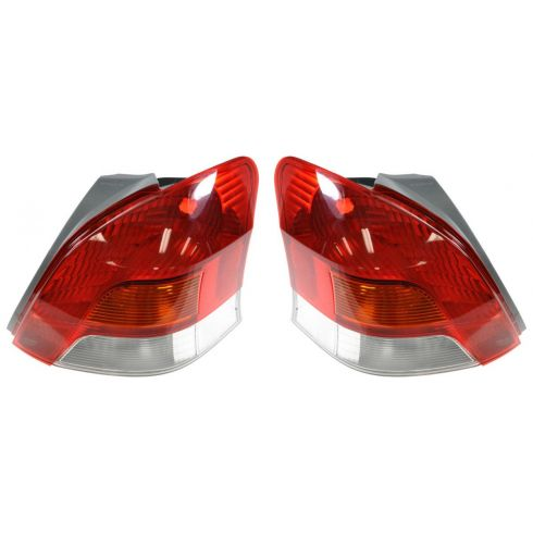 2009-11 Toyota Yaris Hatchback Taillight PAIR