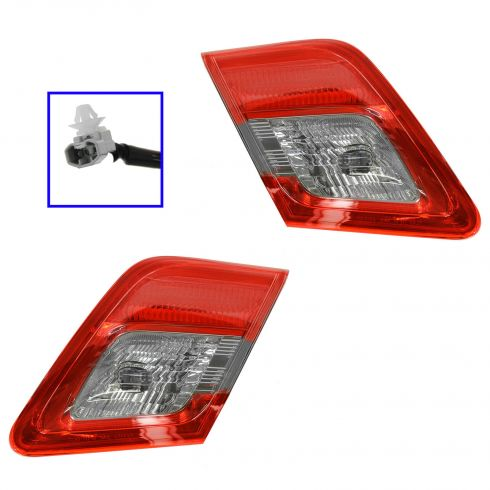 10-11 Toyota Camry (US Built) Inner Taillight (Trunk Mtd) PAIR