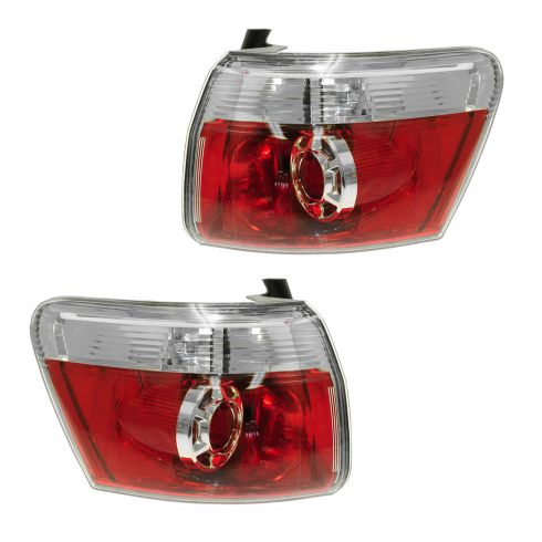 07-12 GMC Acadia Outer Taillight PAIR