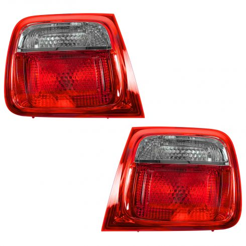 13 Chevy Malibu (exc LTZ) Inner Taillight  (Non LED) PAIR