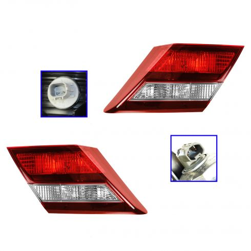 13 Honda Civic Sedan Inner Taillight / Reverse Lamp PAIR