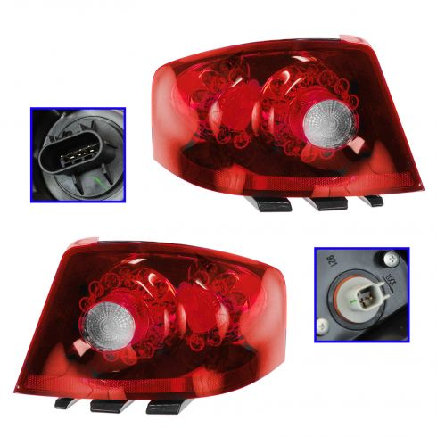 11-13 Dodge Avenger Taillight PAIR
