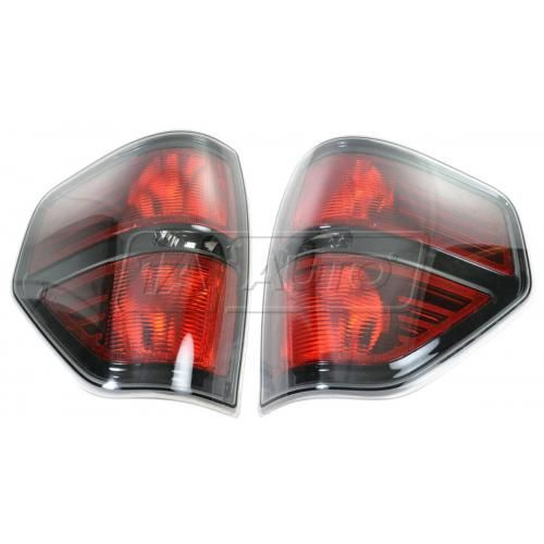 09-11 Ford F150 (Harley Davidson Ed); 10-11 F150 SVT Raptor Taillight PAIR (FORD)