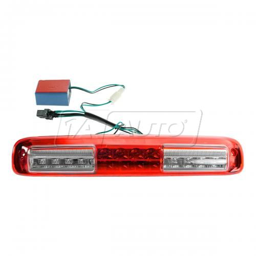 99-07 Silverado, Sierra Old Body Performance High Mount 3rd Brake Light (Red & Clear)