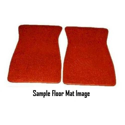 1978-87 Elcamino Floor Mats