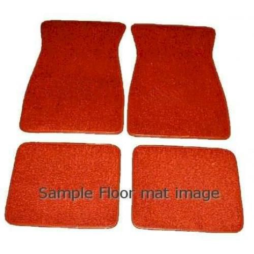 2002-05 Dodge Crew Cab Pickup Floor Mats