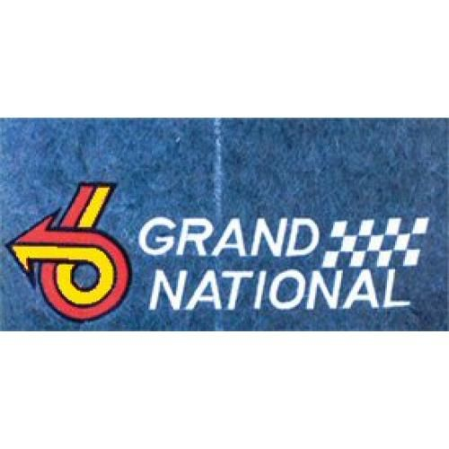 84-87 Buick Grand National Floor Mats with Logo