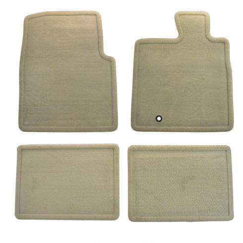05-08 Ford F150 Front & Rear Medium Pebble Premium Carpet Floor Mat Kit (Set of 4) (Ford)