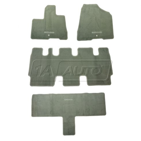 06-09 Hyundai Entourage Frnt & Rear Gray Carpeted