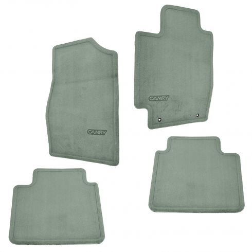 2002 06 toyota camry floor mat toyota oem pt2083202004. Black Bedroom Furniture Sets. Home Design Ideas