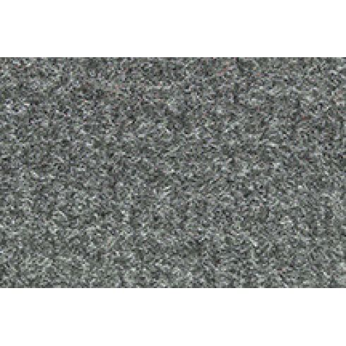 Universal Pre-Nibbed Floormat Kit 807-Dark Gray Cutpile Front Pair