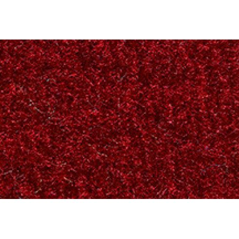 Universal Pre-Nibbed Floormat Kit 815-Red Cutpile Front & Rear (Set of 4)