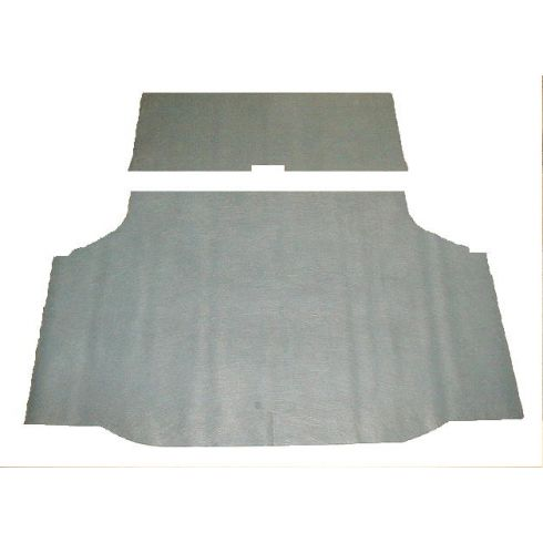 69 CUTLASS Trunk Mat FELT