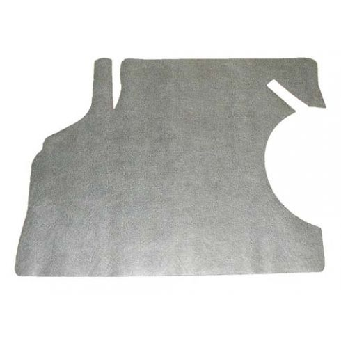 1968-69 Chevelle malibu Trunk Mat
