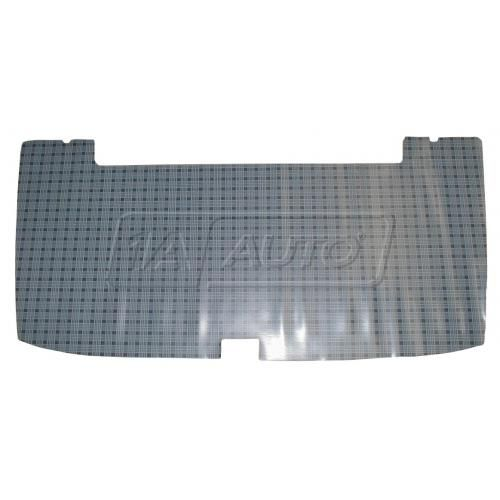 67-69 BARRACUDA FSTBK TRUNK MAT