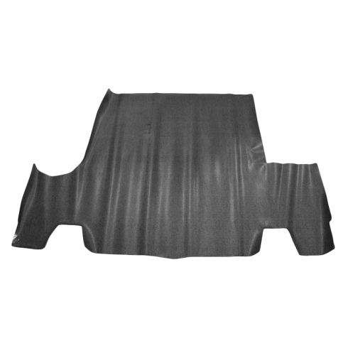 1971-74 DODGE CHARGER TRUNK MAT GREY HERRINGBONE