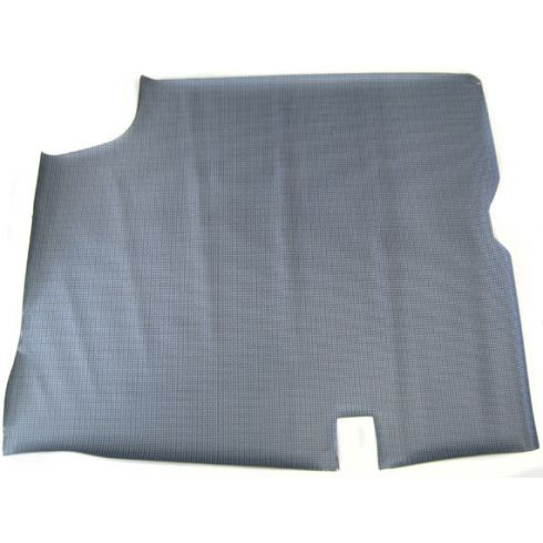 1966-67 Trunk Mat Grey Houndstooth