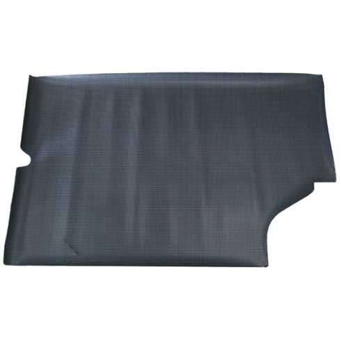 1968-72 Trunk Mat Grey Houndstooth