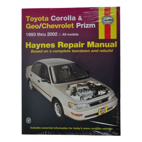 and Chevy Haynes Repair Manual