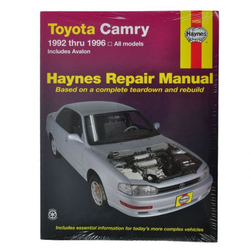 and Avalon Haynes Repair Manual