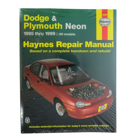 Dodge Haynes Repair Manual