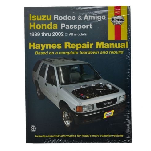 Amigo Haynes Repair Manual