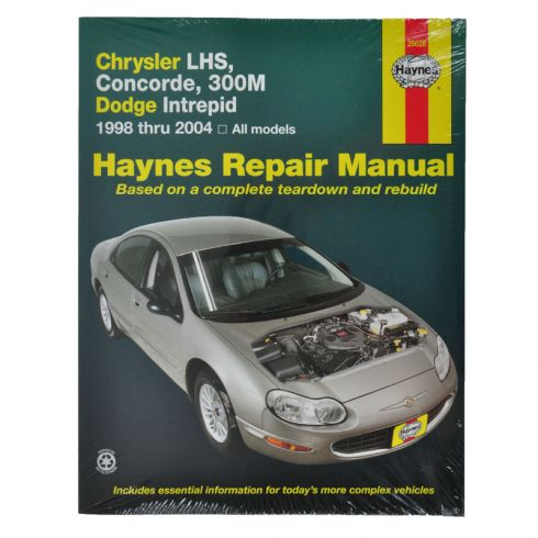 Concorde 300M Haynes Repair Manual