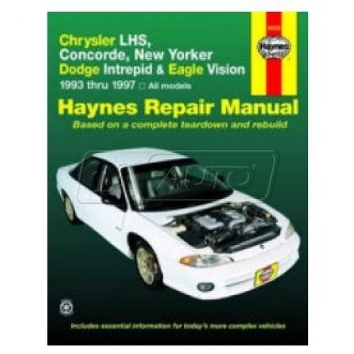 1993-97 Chrysler LHS Concorde Vision Haynes Repair Manual