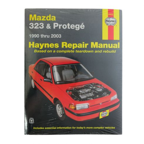 and Protege Haynes Repair Manual