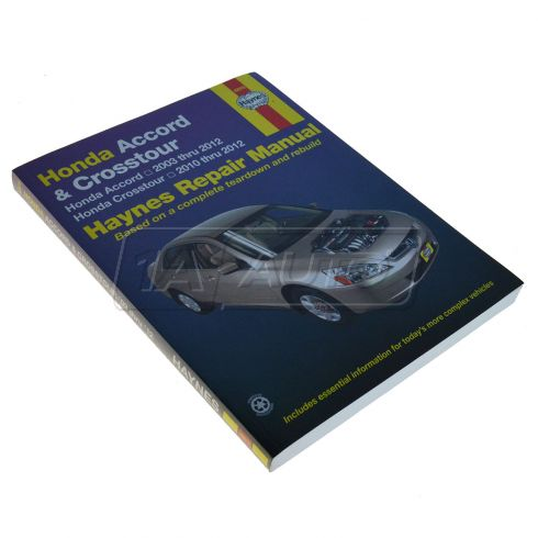 03-05 Honda Accord Haynes Repair Manual