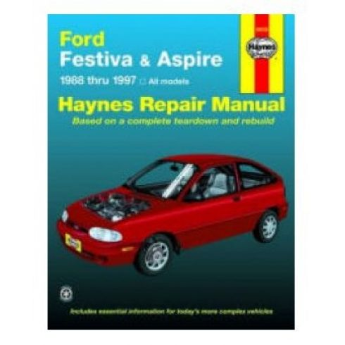 1988-97 Ford Festiva & Aspire Haynes Repair Manual