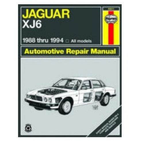 1988-94 Jaguar XJ6 Haynes Repair Manual