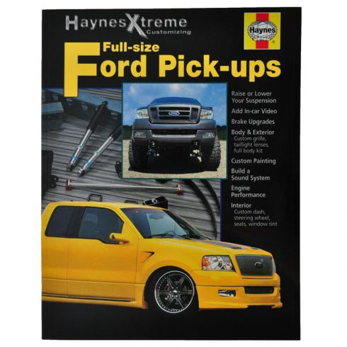 Xtreme Haynes Repair Manual