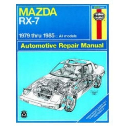 1979-85 Mazda RX7 Haynes Repair Manual