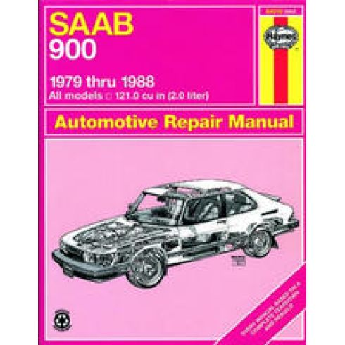 1979-88 Saab 900 Haynes Repair Manual