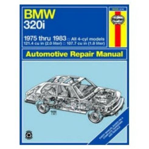 1975-83 BMW 320i Haynes Repair Manual