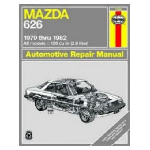 1979-82 Mazda 626 Haynes Repair Manual