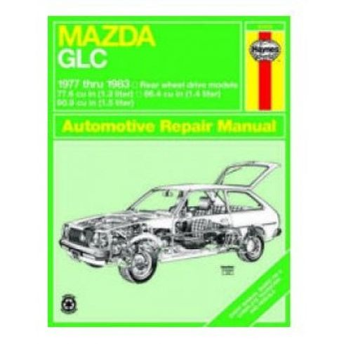 1977-83 Mazda GLC Haynes Repair Manual