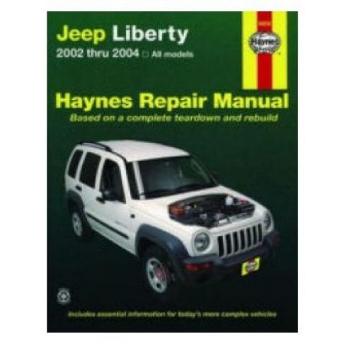 2002-04 Jeep Liberty Haynes Repair Manual