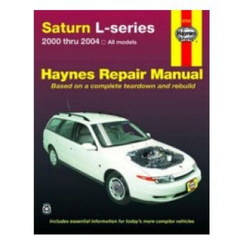 2000-04 Saturn L Series Haynes Repair Manual
