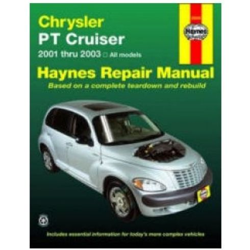 2001-03 Chrysler PT Cruiser Haynes Repair Manual