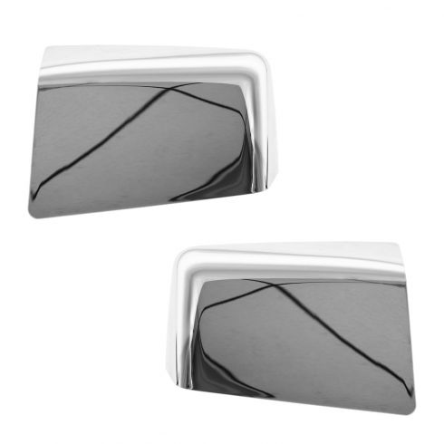 06-10 Explorer, Mountaineer 07-10 Sport Trac; 06-11 Ranger Chrome Mirror Cver Upgrade PAIR (Clip On)