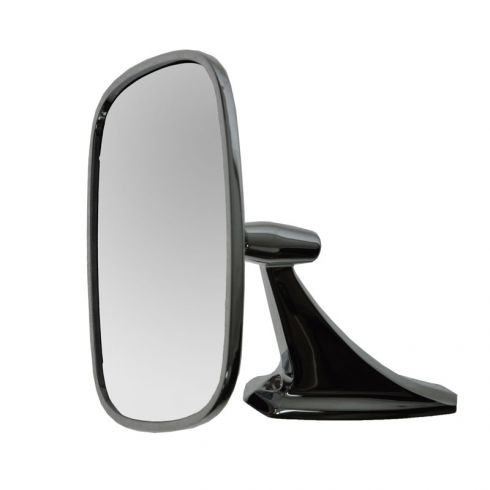 Chrome Manual Mirror Driver or Passenger Side
