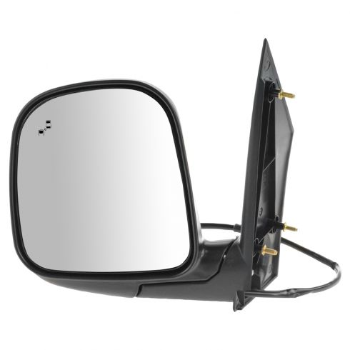 96-02 Chevy Express Van Mirror Heated LH