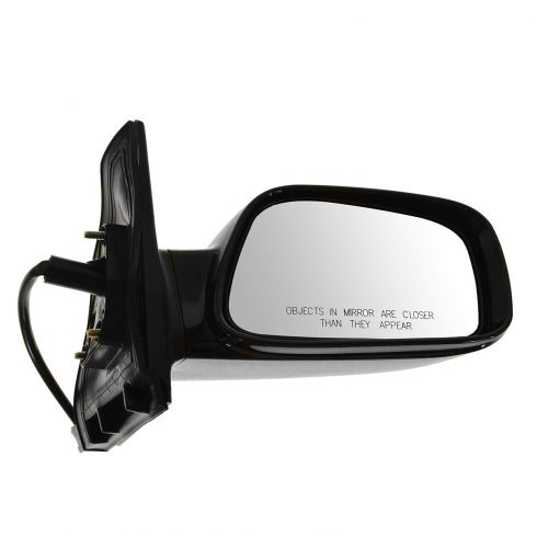 03-08 Toyota Corolla Power Mirror Gl Blk RH