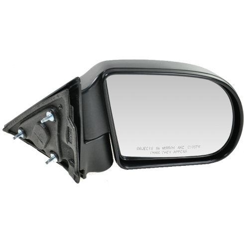 98-04 S10 Man Blk Mirror RH