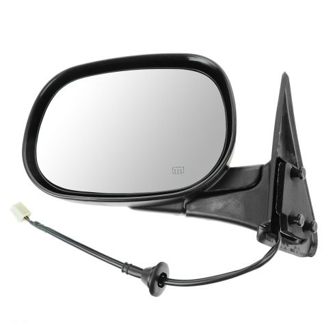 98-02 Dodge Truck Power Mirror Heated LH