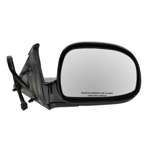 Power Heated Mirror Passenger Side